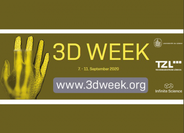 Die Lübecker 3D WEEK 2020 – komplett digital